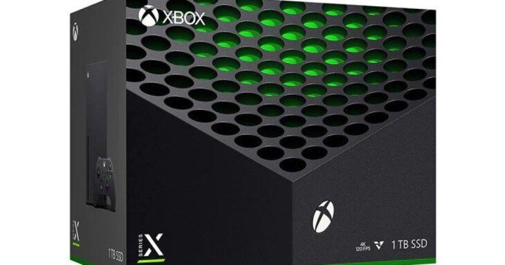 Xbox Series X Console - Boxed