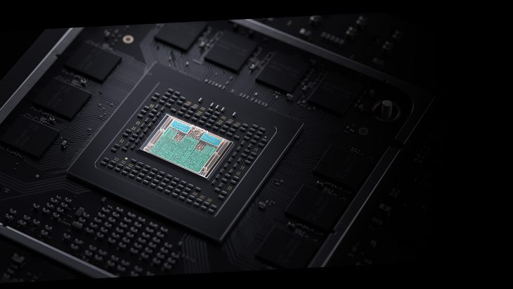 Xbox Series X - Motherboard Reveal