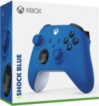 Xbox Wireless Controller - Shock Blue - Box