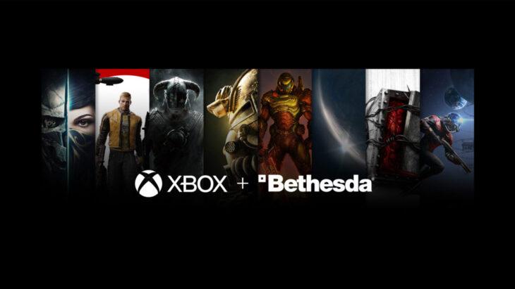 Xbox plus Bethesda