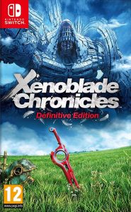 Xenoblade Chronicles Definitive Edition - Switch