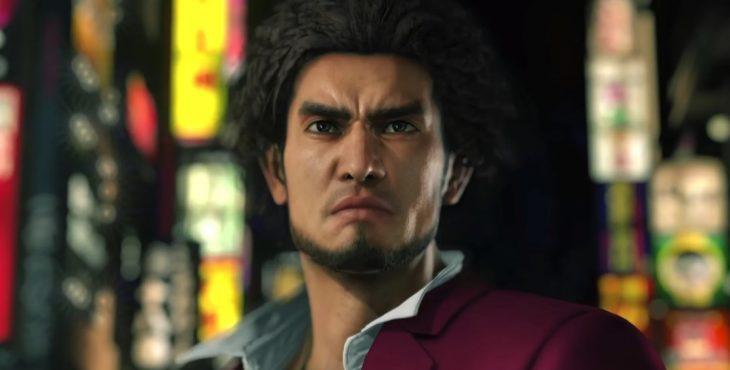 Yakuza 7 Reveal