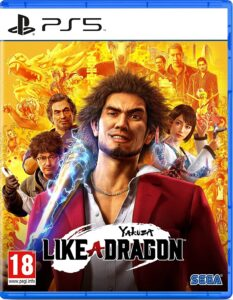 Yakuza: Like a Dragon is coming to next-gen consoles