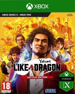 Yakuza Like a Dragon - Xbox One
