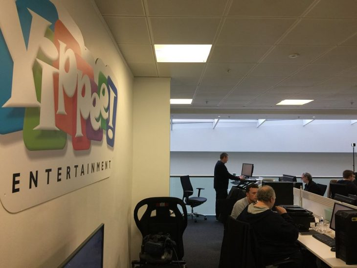 Yippee Entertainment - Office