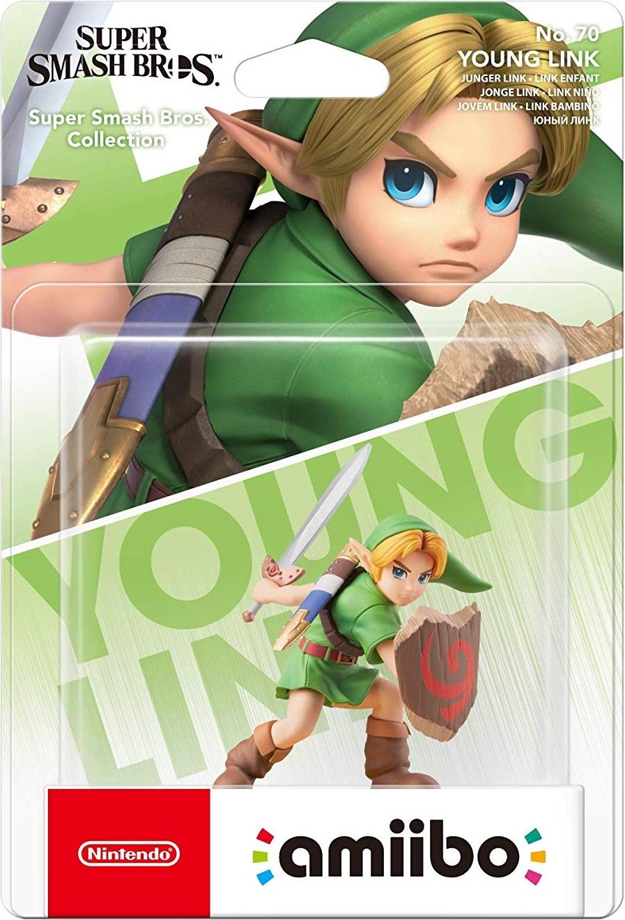 Young Link amiibo