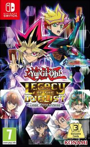 Yu-Gi-Oh! Legacy of the Duelist Link Evolution - Switch