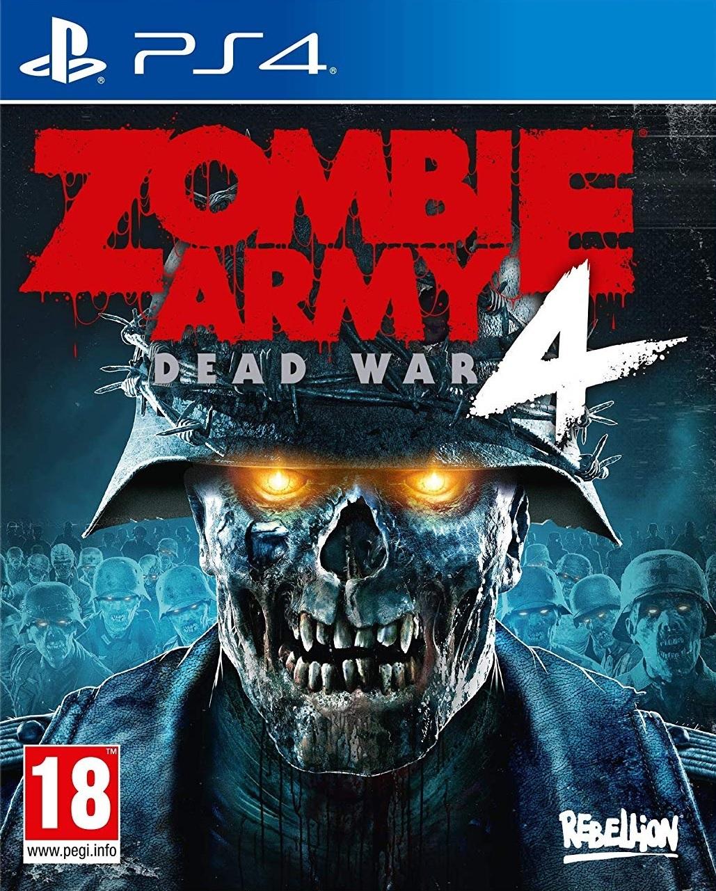 Zombie Army 4 Dead War - PS4