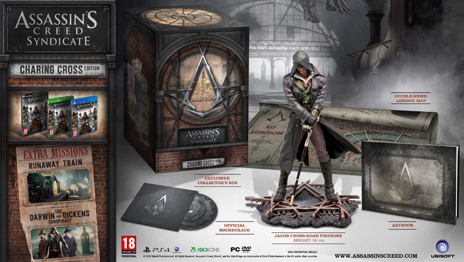 Assassin's Creed Syndicate Charing Cross