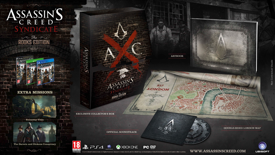 Assassin's Creed Syndicate Rooks
