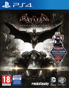 Batman: Arkham Knight Propels PS4 to the Top of the Charts in June 2015