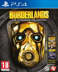 Borderlands: The Handsome Collection PS4