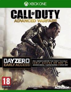 Call of Duty Advanced Warfare Day Zero Xbox One
