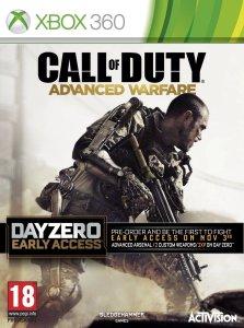 Call of Duty Advanced Warfare Day Zero X360