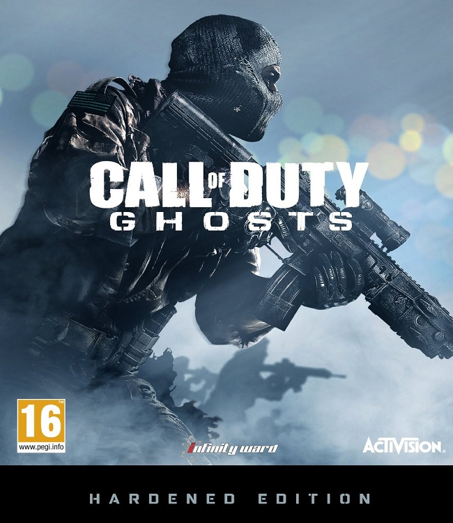 Call of Duty Ghosts Hardened