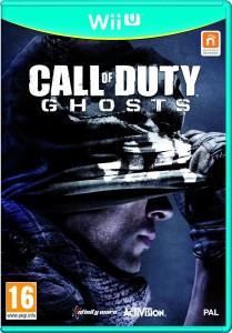 Call of Duty Ghosts Wii-U