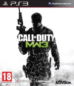 Call of Duty Modern Warefare 3