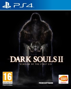 Dark Souls II Scholar of the First Sin Edition Arrives April 2nd