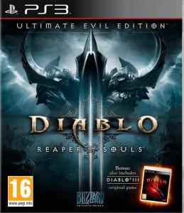 Diablo III: Reaper of Souls - Ultimate Evil Edition PS3