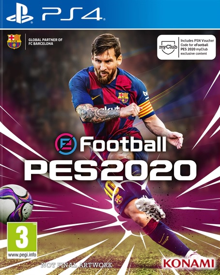eFootball PES 2020 - Reveal - PS4