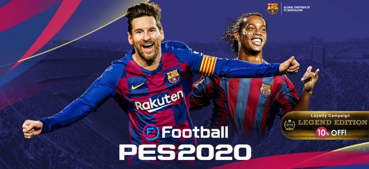 eFootball PES 2020 - Reveal
