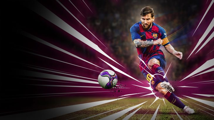 eFootball PES 2020 - Reveal - Wallpaper