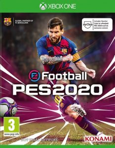 eFootball PES 2020 - Reveal - Xbox One