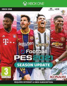 eFootball PES 2021 - Season Update - Xbox One