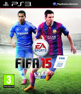World's 50 Best Footballers According to FIFA 15