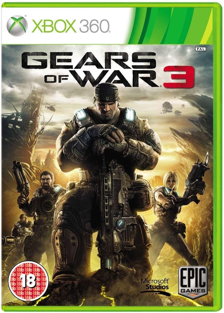 Gears of War 3 - X360