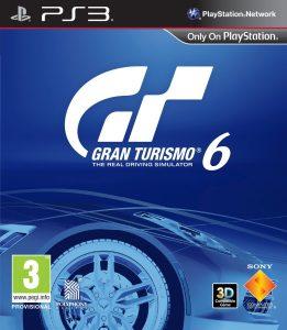 Gran Turismo 6 (GT6) PS3