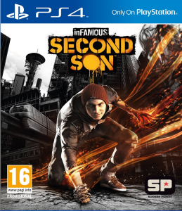 Infamous: Second Son is in Top of the Charts