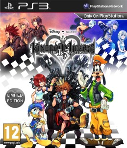 Kingdom Hearts 1.5: Limited Edition