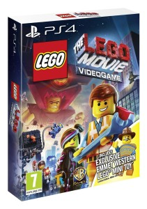 The LEGO Movie: Videogame Western Emmet Minitoy Edition PS4