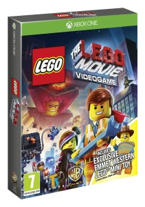 The LEGO Movie: Videogame Western Emmet Minitoy Edition Xbox One