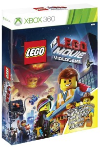 The LEGO Movie: Videogame Western Emmet Minitoy Edition X360