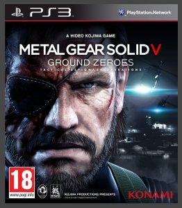 Metal Gear Solid 5: Ground Zeroes - PS3