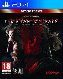 Metal Gear Solid V: The Phantom Pain Tops the Charts