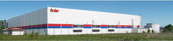 Order warehouse