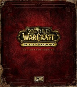 World of Warcraft: Mists of Pandaria Collectors Edition