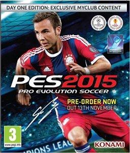 PES 2015 PC