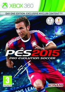 PES 2015 X360
