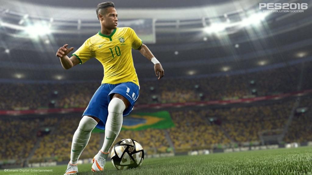 Pro Evolution Soccer (PES) 2016