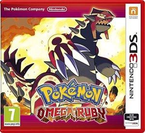 Pokemon Omega Ruby 3DS Wholesale