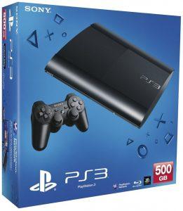 PlayStation 3 Super Slim Console 500GB