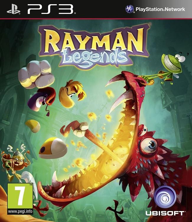 Rayman Lagends