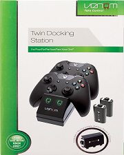 Venom Xbox One Twin Charging Station (Xbox One)
