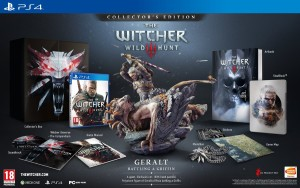 The Witcher 3: Wild Hunt Collectors PS4