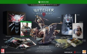 The Witcher 3: Wild Hunt Collectors Xbox One