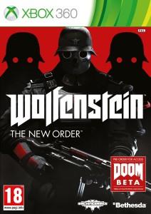 Wolfenstein: The New Order X360